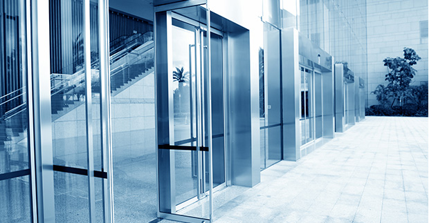 Impress Your Customers with a New Commercial Front Door Now