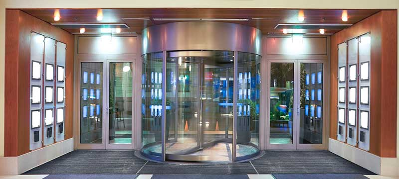 Revolving Doors in Chicago IL & Revolving Doors in Chicago IL: Create the Ideal Setting for Business