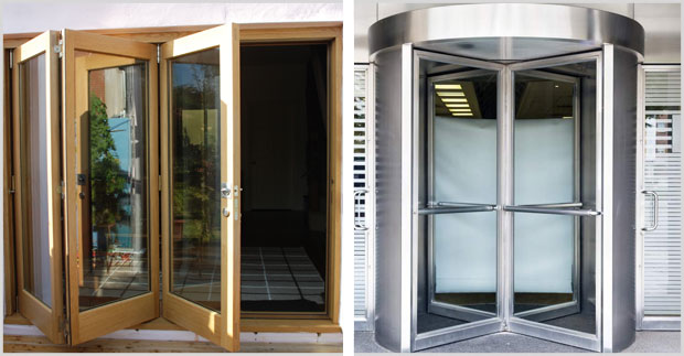 The Most Used Door Materials