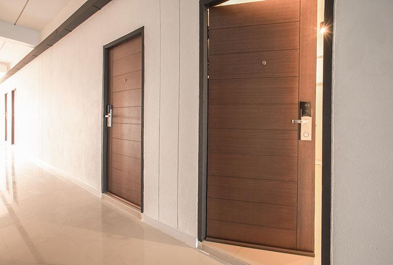 Wooden Dor Installation Benefits