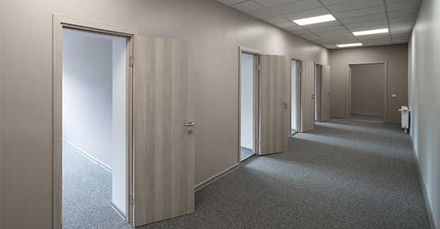 The Importance of Refinishing a Commercial Wood Door