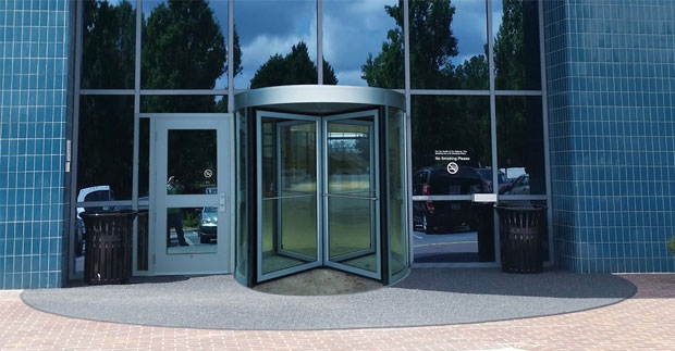 Never Try a DIY for a Revolving Door Repair: Reasons Why