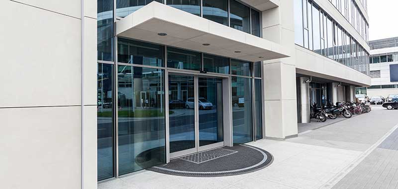 Enhance Your Business Image with Automatic Doors