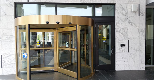 Why Do I Need a Revolving Door Repair in Chicago?