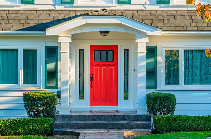 The Chicago Door People—Front Door Replacement