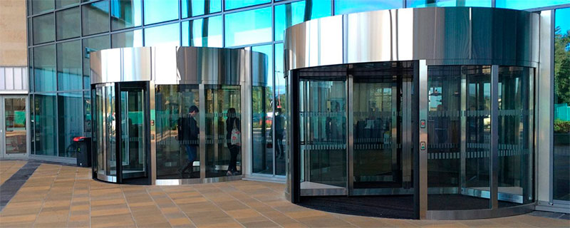 Attract, Captivate, and Make Clients with Elegant Revolving Doors