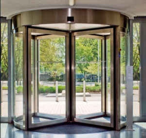 We are the Best Option to Install your Revolving Doors in Chicago IL