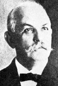 Revolving Door Inventor Theophilus Van Kannel