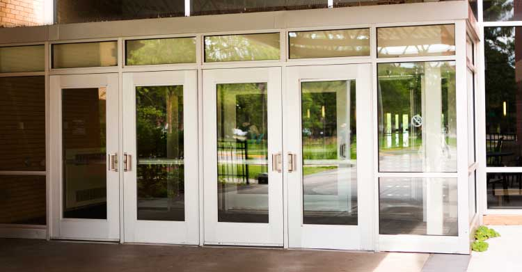 The Benefits of Hollow Metal Doors