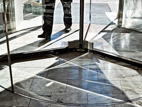 Professional Revolving Door Repair