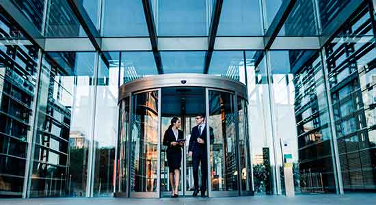 Revolving Door Services in Chicago IL