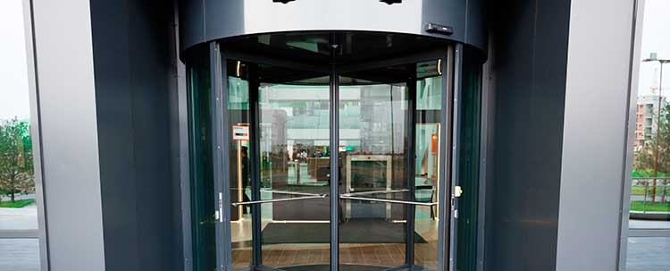 Product and Installation Revolving Door Costs