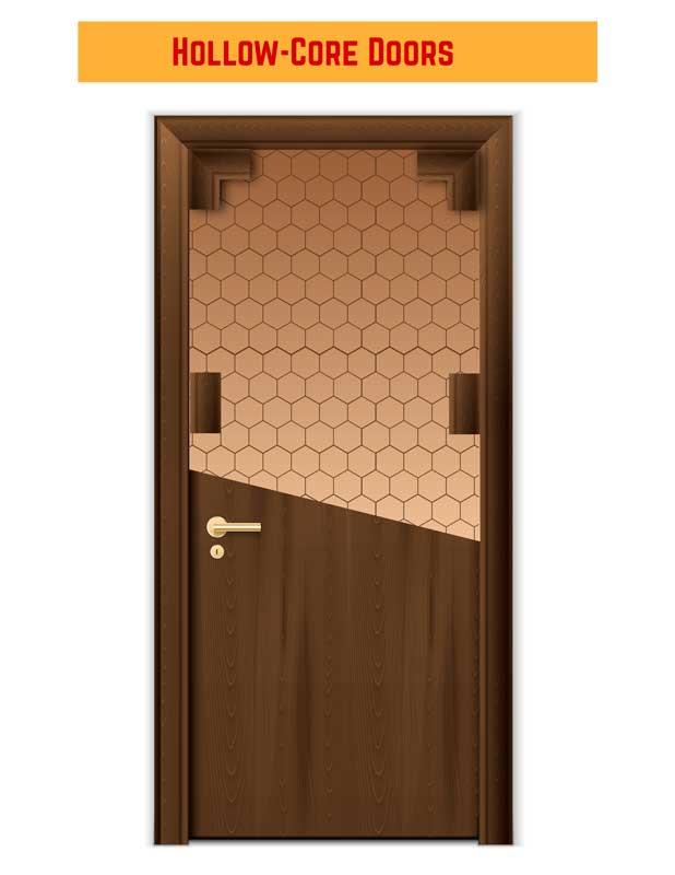 Hollow-Core Doors as Interior Doors