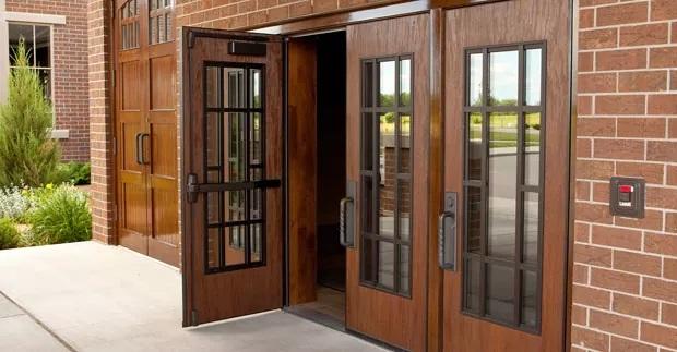 Types of Wooden Doors